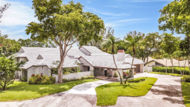 Photo of Jackie Gleason's Florida Property