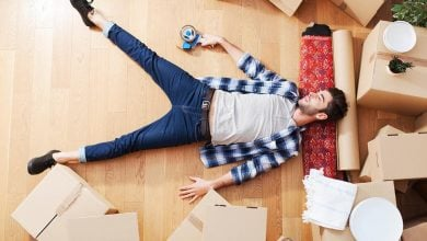 Photo of Stress of Moving Can Strain Relationships